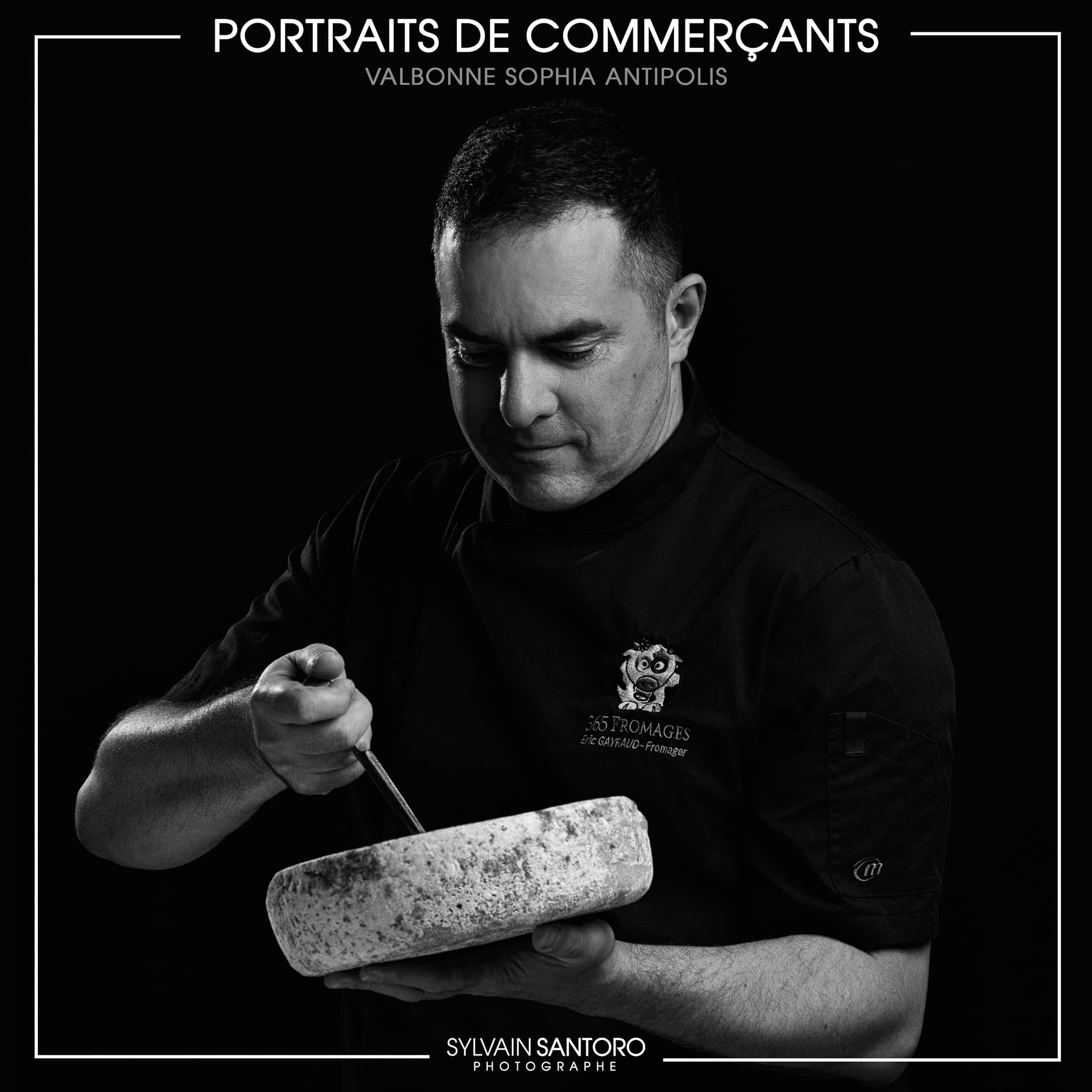 Portraits de Commerçants : 365 Fromages